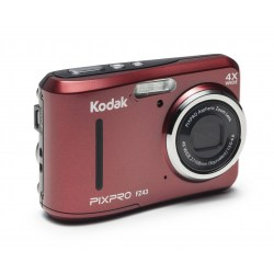 Kodak FriendlyZoom FZ43 Red