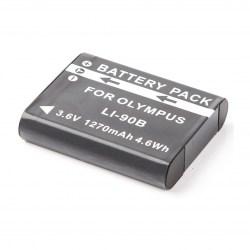 MadMan Baterie pro Olympus LI-90B